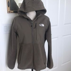North Face women's Polartec recycled jacket